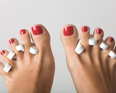 cosmetische voet